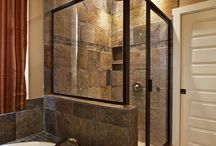 deam bathroom / remodel home / by Mary Parrish