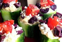 Healthy Appetizers / by Stephanie Ashley