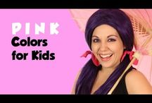 Colors for Kids / by Tea Time with Tayla