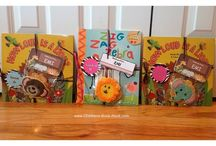 Book Inspired Crafts / Our books are more than just a story, they inspire creativity! Here are some craft projects inspired by some of our favorite Barefoot stories.  / by Barefoot Books
