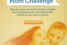 Encouragement For Moms / by Revive Our Hearts with Nancy Leigh DeMoss