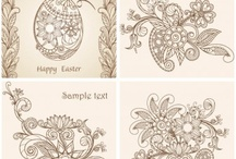 EASTER PRINTABLES & TAGS / by Diane Ameres