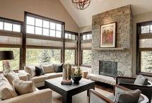 Home--Livingroom ideas / by Deborah Caplinger