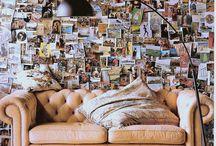 Places, passports, and postcards.  / by Victoria Alzaretti