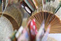 Repurposed books + junk journals / by Julie Kirk