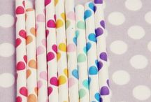 polka dot party / by Pink Taffy Designs
