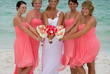 Bridesmaids and colors! (: / by Hallie Brown