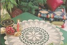 Crochet Doilies / by Lola Levering