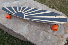 longing to be a longboarder / by Melissa M.