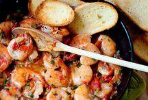 Seafood / by Brittani Dyess