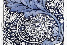 Art*Designer-William Morris / Have nothing in your house that you do not know to be useful or believe to be beautiful-William Morris / by Cathy Kent