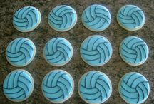 Volleyball / by Hannah Williams
