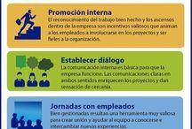 Psicología en el trabajo / by Actualidad en Psicologia