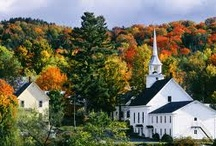 Travel: Vermont, USA / by Michele Loyd
