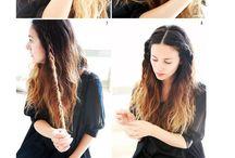 Hair / by Baylee Bowman-Bostock