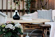 On the Patio / by Jane Aldridge