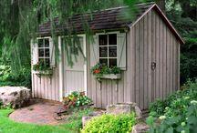 back yard gardens / by Stephanie Epp