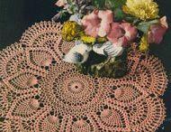 Crochet: Doily / by Käe Smith