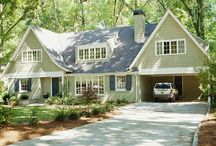 Ranch home makeover / by Lisa Avendt