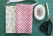 sewing / by Lauren Kempert