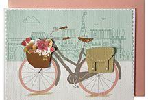 greetings cards / by Mandy Kippax