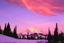 Mountains / by Shelley Morgado