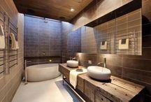Cool Bathrooms / by Ev Y