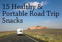 Healthy Portable Snacks / by Safiyyah Fareed