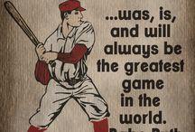 Baseball / by Dwain Preston