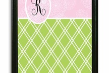 Green bedroom ideas / Green with hints of pink and blue / by Sidney Cook