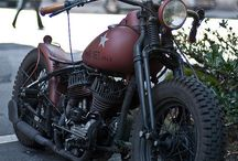 motorcycles / by Glenn Grossman