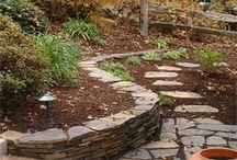 Landscaping stone / Cincinnati Landscaping stone ideas / by Tepe Landscaping