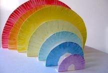 Paper Plate Fun / by Lisa Lang