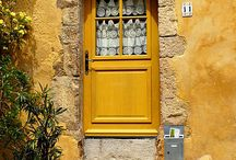 Doors & Windows-Portals / by Karin Durst