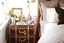 Bedrooms / by Katie Moncsko