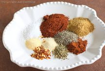 spice mixes / by Jan McCleary