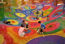 Crocheted Playground / by SianMarie Hurst