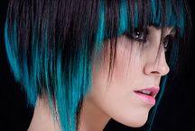 Beauty ~ Nails, Hair & Makeup / by Megan Parsons