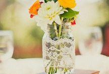 Decoracao floral / by Vanessa Wedekin