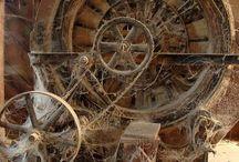 Old clocks / by Robert Thompson