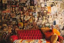 inspiration walls / by Alexi Tavel