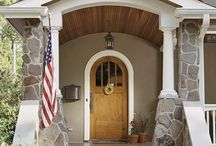 For the Home - Entry and Foyer / by Karen Ness
