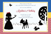 Girl Birthday Ideas / by Veronica InvitingPrintables