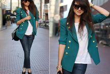 Fashion: Everyday Style / by Lena Barrett