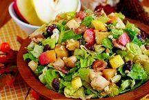 Salads / by Jamie Lloyd
