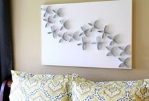 Ideas for my stairway / by Katie Rushton