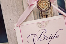 Wedding Paper Items / by Desiree Dent