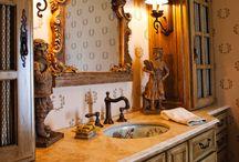 Bathrooms / by Nancy Roberts