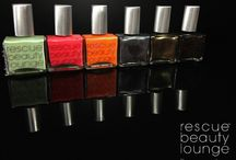 The Blogger 2.0 Collection-- Swatches / RBL's Blogger 2.0 Collection / by Rescue Beauty Lounge