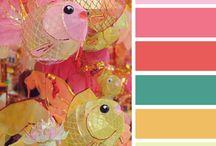 kleur / by Juf Patries